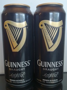Guinness Draught (Pub Cans)