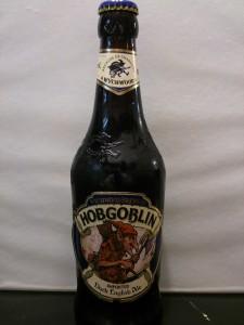 Wychwood Brewery Hobgoblin