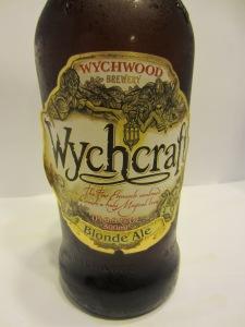 Wychwood Brewery Wychcraft Blonde Ale