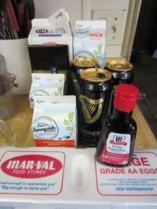 Guinness, Espresso, and Dark Chocolate Chip Ice Cream