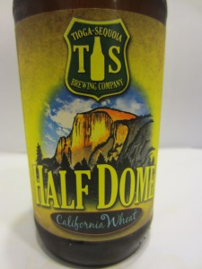 Tioga Sequoia Half Dome California Wheat