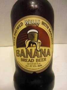 Wells & Young's Banana Bread Beer