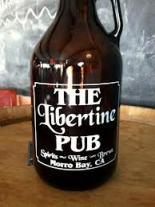 Libertien Pub Growler