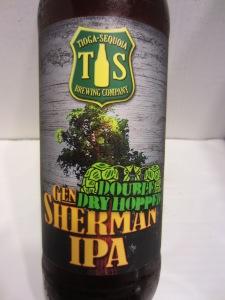 Tioga-Sequoia Double Dry Hopped Gen. Sherman IPA