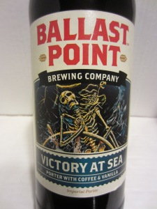 Ballast Point: Victory at Sea (Imperial Porter with Coffee and Vanilla)