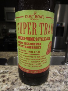 Dust Bowl Brewing: Super Tramp