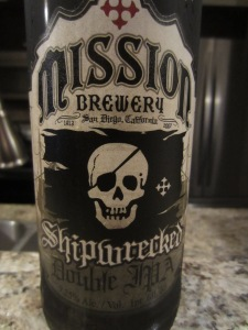 Mission: Shipwrecked Double IPA